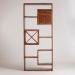 LARGE CUBE BOOKCASE WITH INSERT