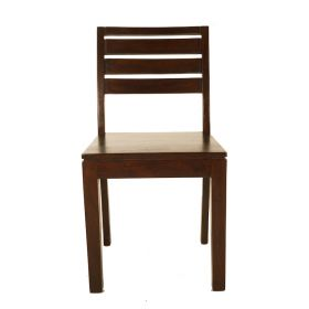 DINING CHAIR WITH WOODEN TOP