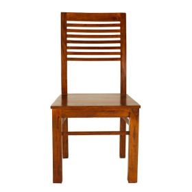 DINING CHAIR WITH WDN. TOP