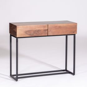 BOXY CONSOLE TABLE