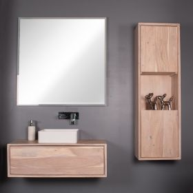 REVE WALL-MOUNTED VANITY | WITH ONE DRAWER